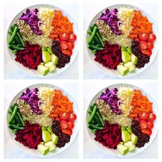 капуста, семена подсолнечника и Pepitas, зеленая фасоль, тертый свеклы, зеленого яблока, изюм, помидоры черри, морковь и ростки люцерны  cabbage, sunflower seeds and pepitas, green beans, grated beetroot, green apple, sultanas, cherry tomato, carrot and alfalfa sprouts  #raw #rawfood #rawlife #whatveganseat #rawfoodshare #healthyfood #greensmoothie #smoothie #greenlife #healthymorning #sfs #f4f #followme #normal #greencessprincess #greencess #nutritious
