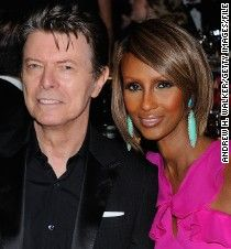 The British rocker and the Somali supermodel met in 1990; it was love at first sight for him.
