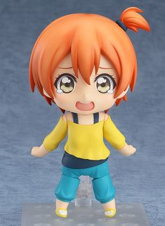 Nendoroid Rin Hoshizora: Training Outfit Ver. (Love Live! School Idol Project)