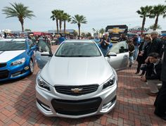2014 Chevrolet SS expected in our showroom later 2013