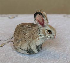 http://www.ebay.com/itm/Vintage-Miniature-Artist-Mary-Hoot-BUNNY-Rabbit-Hand-Painted-Soft-Sculpture-/161925786769?hash=item25b3876c91:g:YTsAAOSwo3pWedwH