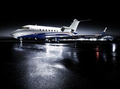 Bombardier Challenger 605 Tasteful Convenience, beats flying Jet Star..!