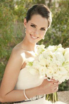 Darker, smoky eyes + pink lip. Possible makeup for @Colleen Tara wedding?