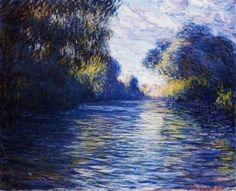 Monet, Morgen op de Seine