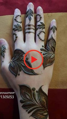 Henna- Mhendi Baby Names – Gifting the Cornerstone of Identity Article Body: The role of parent nece Henna Hand Designs, Mehndi Designs Finger, Modern Henna Designs, Latest Henna Designs, Floral Henna Designs, Mehndi Designs Book, Mehndi Designs For Beginners, Mehndi Designs For Girls, Bridal Henna Designs