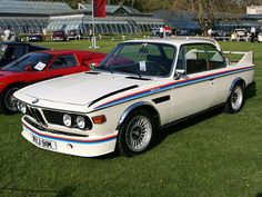 BMW E9 - New Six Coupe 3.0 CSL