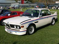 BMW E9 - New Six Coupe 3.0 CSL