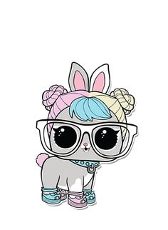 lol surprise coloring pages Cute Girl Drawing, Cute Drawings, Lol Dolls, Cute Dolls, Diy Note Pad, Chibi Kawaii, Images Instagram, Valentine Day Boxes, Cute Dog Pictures