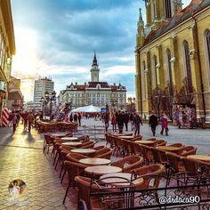 Just another peaceful afternoon in Novi Sad, Serbia. | Једно мирно после подне у Новом Саду. | Photo: drdaca90