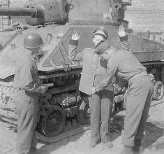 M4 Sherman HVSS 1945