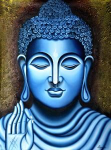 What is Your Painting Style? How do you find your own painting style? What is your painting style? Buddha Kunst, Buddha Zen, Gautama Buddha, Buddha Meditation, Buddha Artwork, Buddha Wall Art, Budha Painting, Buddha Drawing, Lord Ganesha Paintings