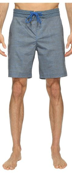 Columbia Hybrid Falls Water Shorts (Super Blue Dotty Dye print) Men's Swimwear - Columbia, Hybrid Falls Water Shorts, 1711851-438, Apparel Bottom Swimwear, Swimwear, Bottom, Apparel, Clothes Clothing, Gift - Outfit Ideas And Street Style 2017
