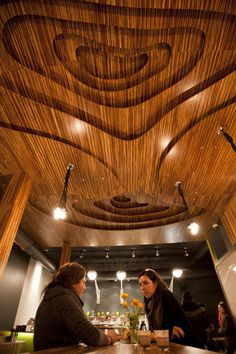 Bamboo Ceiling Ideas this site has a ton of great ones.