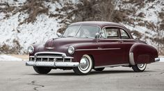 1949 Chevrolet Styleline Deluxe Coupe