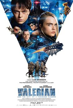 Valerian and the City of a Thousand Planets - 2017