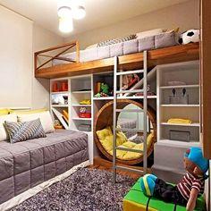 #Alegre, #lindo e #criativo. #Quarto de #menino assinado por @sessoedalanezi.com.br. #fofo #beautiful #sucesso #luxo #happy #decoração #inspiração #arquitetura #decor #interiores #decorar #projetos #design #architecture #inspiration #ambientação #detalhes #lovedecor #archilovers #instahome #homesweethome