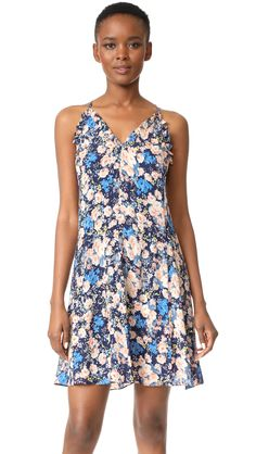 Shop Rebecca Taylor Gigi Slip Dress at Modalist