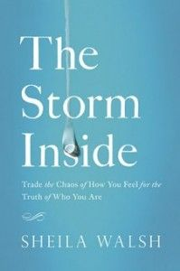 Christian Book Review: The Storm Inside by Sheila Walsh http://www.cherylcope.com/book-review-the-storm-inside-by-sheila-walsh #christianity #bookreview