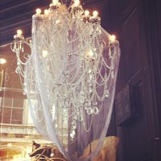 You and me should get a room together pretty pretty chandelier...at ABC home...@marianeperez- #webstagram