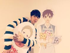 Gakuen Babysitters, Actors, Beautiful People, Awesome, Anime, Actor, Be Awesome, Anime Shows
