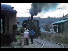 ▶ Arcade & Attica Railroad July 2012 - YouTube