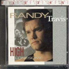 MUSIC CD x2 RANDY TRAVIS HIGH LONESOME No holdin back