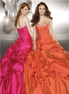 Fabulous Ball Gown Sweetheart Floor Length Quinceanera Prom Dress