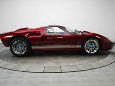 Ford-Superformance-GT40-MK-II-1966. Classic Sport Car.Art&Design  @classic_car_art #ClassicCarArtDesign