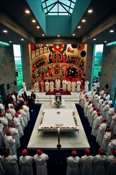 Iglesia - Domus Galilaeae Official Site