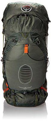 Osprey Men's Atmos AG 65 Backpack, Graphite Grey, Large