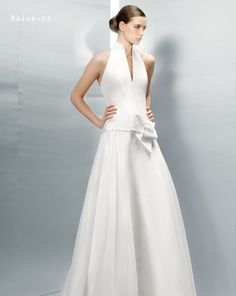 JESUS PEIRO 2013 svatební šaty, model JP 3016