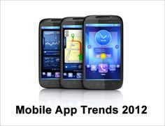 Recent trends in mobile applications - NewsCanada-PLUS News, Technology Driven Media Network