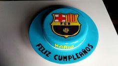 Torta Escudo del Barcelona