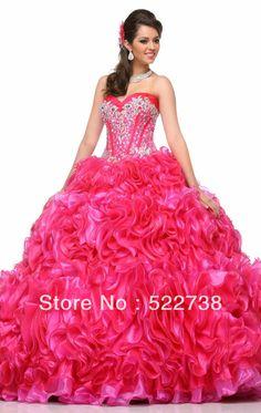 vestidos de 15 años rosa 2014 de color rosa vestidos de
