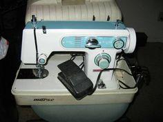 Morse 4000 vintage sewing machine