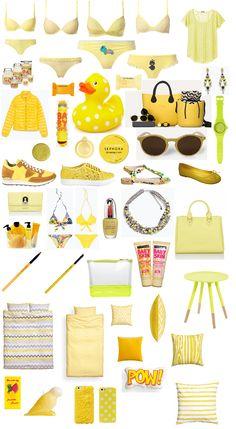 Un Blog che VALE...: Colorful Day - Giallo Limone
