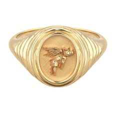Retrouvai signet ring | New jewellery designers to covet in 2017 | The Jewellery Editor