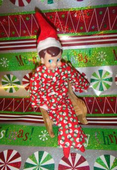 Clothes for Elves, Elf Clothes that are perfect for Christmas Elf or Knee bender Elf