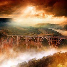 Durdevica-Tara-Bridge-Montenegro