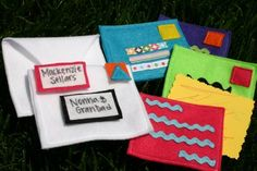 Felt Mail Tutorial to go along with their new mailboxes.