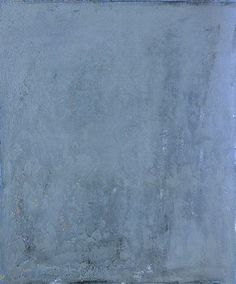 gerhard richter - oil on canvas - grau (1976)