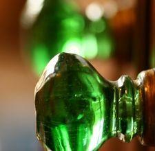 History of Glass Door Knobs Green Glass Door, Glass Door Knobs, Slytherin, Installing Kitchen Cabinets, Vintage Door Knobs, Kitchen Designs Photos, Knobs And Knockers, Green Colors, Green And Brown