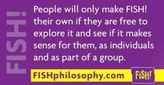 FISH! Philosophy | Success Inclusion Deena Ebbert (@Propellergirl) | Twitter