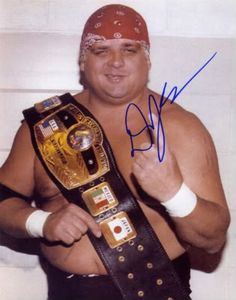 Dusty Rhodes - RIP 2015; I watched every Saturday night all through elementary school.
