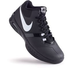 big sale 7dda1 10c41 Nike Visi Pro V Men s Basketball Shoes Men s Basketball, Black Nikes, Nike  Men,