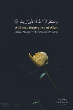Allah Quotes, Muslim Quotes, Quran Quotes, Words Quotes, Life Quotes, Quran Sayings, Wisdom Quotes, Prayer Verses, Quran Verses