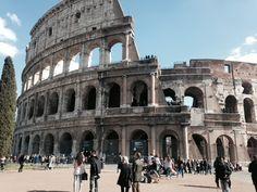 Conhecendo Roma
