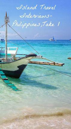 Island Travel Interviews-Philippines, Take 1 - Mackinaw Road  Photo credit- Pixabay