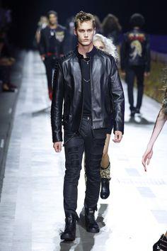 Philipp Plein Spring 2018 Menswear Fashion Show Collection