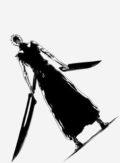 Ichigo's new zanpakuto. Bleach Tattoo, Bleach Art, Bleach Manga, Aizen Sosuke, Nosara, Anime Rules, What To Draw, Shinigami, Anime Characters